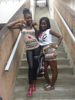 More african girlfriends from FB