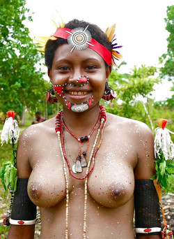 These wild African girlfriend of the..