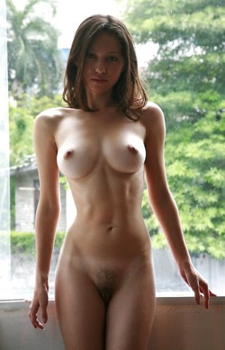 Young cuties with big round tits and..