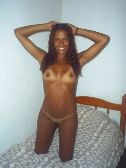 Picture set of naughty black chicks..