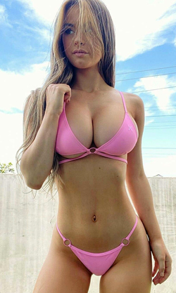 Busty young cuties from pools and..