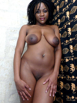 Busty black sluts hungry for cocks