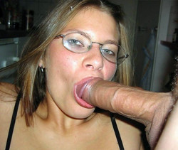 55 years old girlfriend suck my dick,..