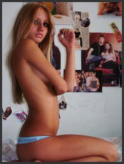 Hot horny girl next door
